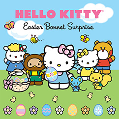 Cover for Hello Kitty: Easter Bonnet Surprise