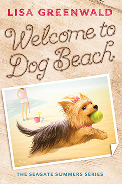 Cover for Welcome to Dog Beach (The Seagate Summers #1)