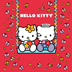 Cover for Hello Kitty, Hello Love!