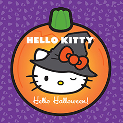 Cover for Hello Kitty, Hello Halloween!