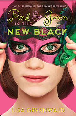 Cover for Pink & Green Is the New Black