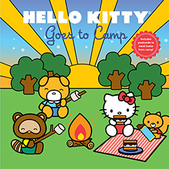 Cover for Hello Kitty Goes to Camp