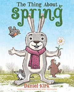 Cover for The Thing About Spring