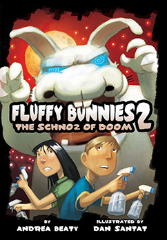 Cover for Fluffy Bunnies 2
