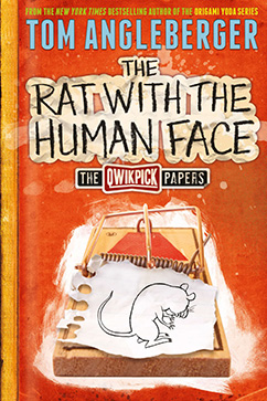 Cover for The Rat with the Human Face