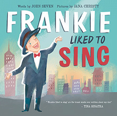 Cover for Frankie Liked to Sing