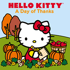 Cover for Hello Kitty A Day of Thanks