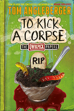 Cover for To Kick a Corpse
