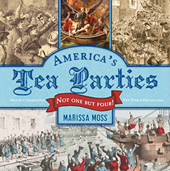 Cover for America's Tea Parties