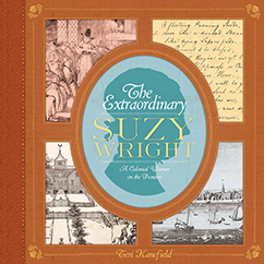 Cover for The Extraordinary Suzy Wright