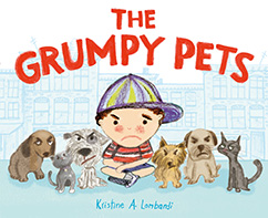 Cover for The Grumpy Pets