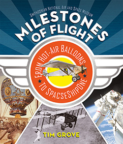 Cover for Milestones of Flight