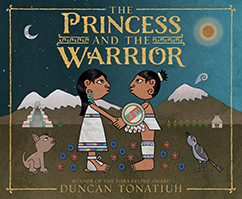 Cover for The Princess and the Warrior