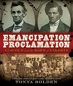 Cover for Emancipation Proclamation