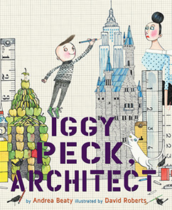 Cover for Iggy Peck, Architect