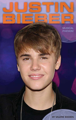 Cover for Justin Bieber