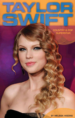 Cover for Taylor Swift