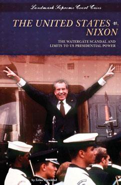 Cover for The United States v. Nixon