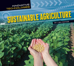 Cover for Sustainable Agriculture
