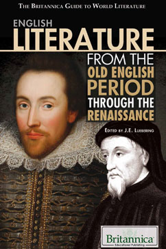 Cover for English Literature from the Old English Period Through the Renaissance