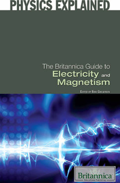 Cover for The Britannica Guide to Electricity and Magnetism