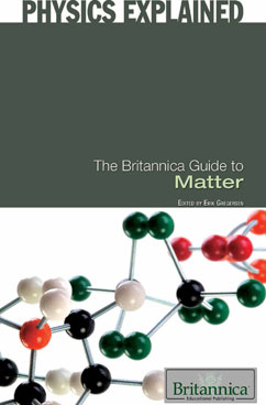 Cover for The Britannica Guide to Matter