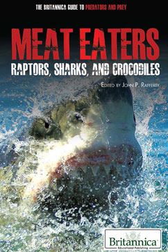 Cover for Meat Eaters