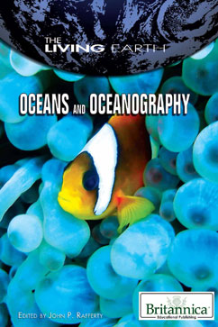 Cover for Oceans and Oceanography