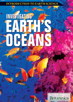 Cover for Investigating Earth's Oceans