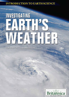 Cover for Investigating Earth's Weather