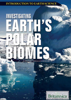 Cover for Investigating Earth's Polar Biomes