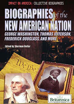 Cover for Biographies of the New American Nation