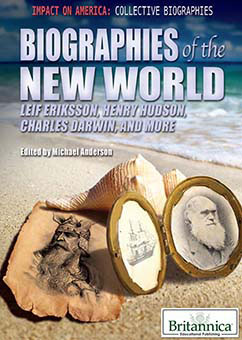 Cover for Biographies of the New World