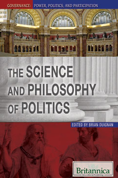Cover for The Science and Philosophy of Politics