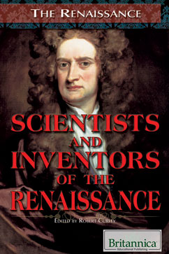 Cover for Scientists and Inventors of the Renaissance