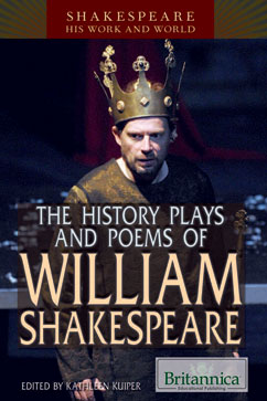 Cover for The History Plays and Poems of William Shakespeare