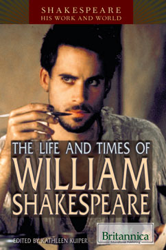 Cover for The Life and Times of William Shakespeare