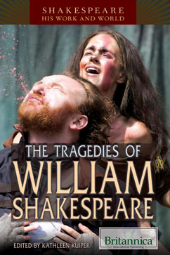 Cover for The Tragedies of William Shakespeare