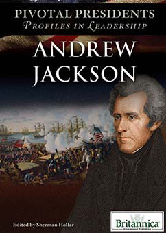 Cover for Andrew Jackson