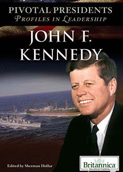 Cover for John F. Kennedy