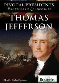 Cover for Thomas Jefferson