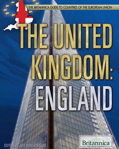 Cover for The United Kingdom: England