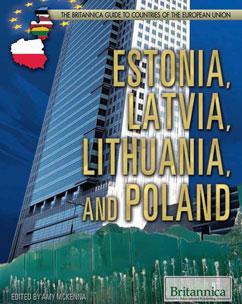 Cover for Estonia, Latvia, Lithuania, and Poland