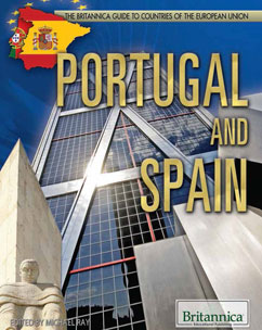 Cover for Portugal and Spain