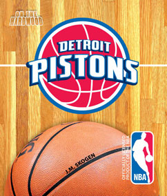 Cover for Detroit Pistons