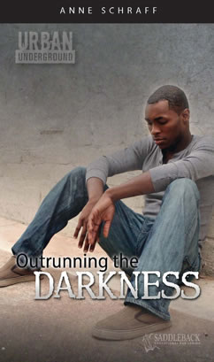 Cover for Outrunning the Darkness