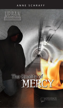 Cover for The Quality of Mercy