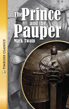 Cover for The Prince and the Pauper