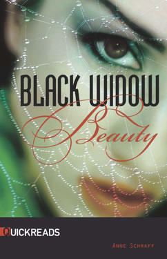 Cover for Black Widow Beauty
