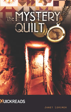 Cover for The Mystery Quilt